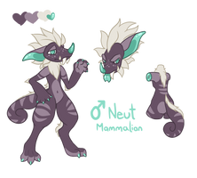 MYO Chimereon - Neut Full Reference by Acid-Wolfe