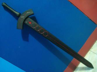Dark Excalibur by Mist-gun-01