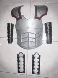 Perseus Armor Kiddie Version by Mist-gun-01