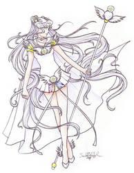 Sailor Cosmos by SarahsPlushNStuff