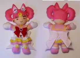 Sailor Chibi Moon Plushie by SarahsPlushNStuff