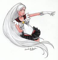 Sailor Star by SarahsPlushNStuff