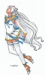 Sailor Dream by SarahsPlushNStuff