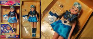 Custom Dark Mercury Doll 2 by SarahsPlushNStuff