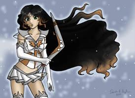 Sailor Wind Angel by SarahsPlushNStuff
