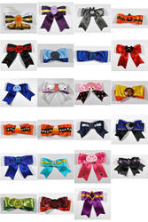 New Bows for AAC! by SarahsPlushNStuff