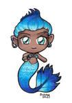 Name This Mermaid! by SarahsPlushNStuff