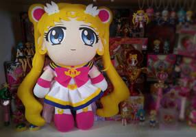 17'' Super Sailor Moon Plush by SarahsPlushNStuff