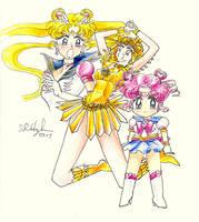 Stars - Fanart for Naoko by SarahsPlushNStuff