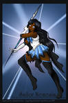 Sailor Nemesis -collab- by SarahsPlushNStuff