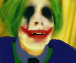 Chris Crocker as Joker by Snapesita