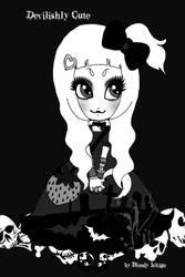 Devilishly Cute cover sample by Snapesita