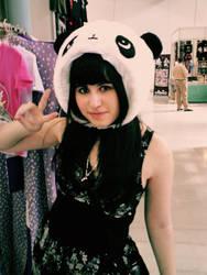 Panda Punk by Snapesita