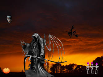 Halloween time by Liilalia
