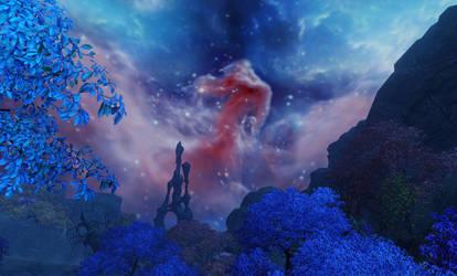 Red cloud - Revelation Online by Liilalia