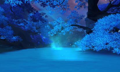 Blue Paradise - Revelation Online by Liilalia