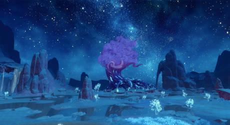 Lone Tree - Revelation Online by Liilalia
