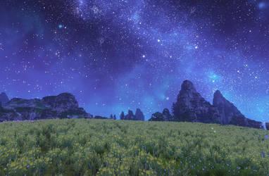 Field of Stars - Revelation Online by Liilalia