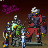 The Underground by General-RADIX