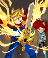 Sword of Acorns by General-RADIX