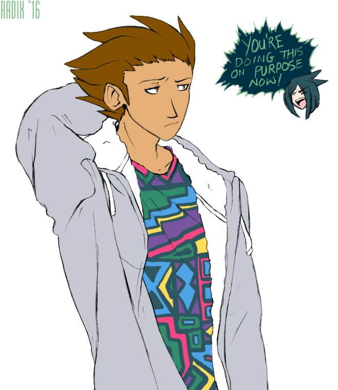 Questionable shirt by General-RADIX