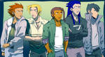 Casual battleroid dudes by General-RADIX