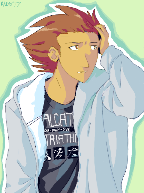questionable shirt no. 5000 by General-RADIX