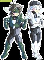 SD Zeta 'n Xi by General-RADIX