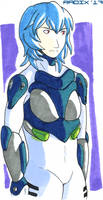 An older Rei from another timeline by General-RADIX