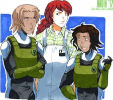 Vulthuryol's Crew by General-RADIX