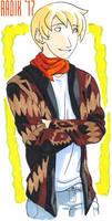 Tatiana's sweater by General-RADIX