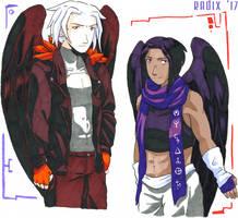 darkened wings by General-RADIX