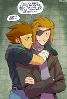 Always Clingy by General-RADIX