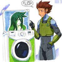 Washing Machine by General-RADIX