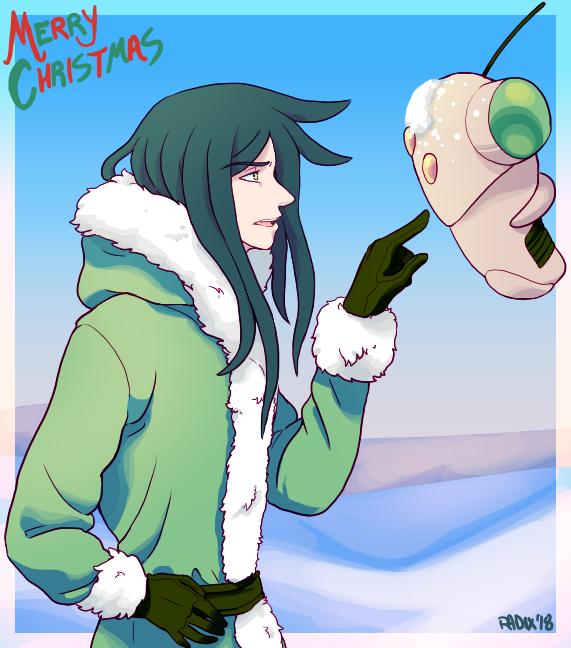 Merry Xmas '18 by General-RADIX