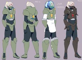 Trooper stuff by General-RADIX