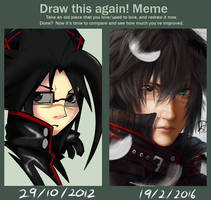 Improvement meme again.. by Rain-Strive