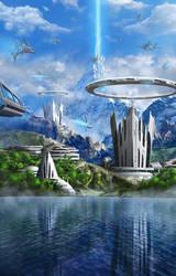 New Babylon by DigitalCutti
