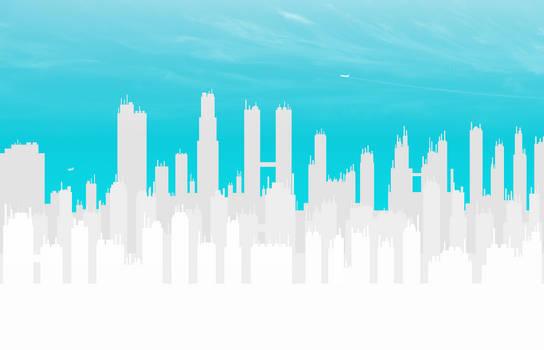 Skyline by Timaman