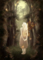 Lumine Fae by charligal