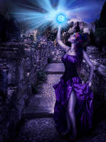 Solstice Sorcery by charligal
