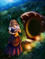 Hobbity Goodness by charligal