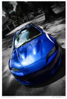 :::The Blue Shark::: by TOJ1