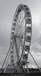 The Big Wheel by Dustbox