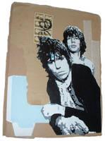 Mick n' Keith by LostProperty