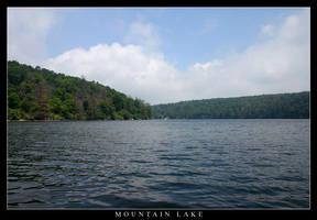 Mountain Lake by JetStrike