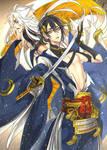 Touken Anthology by xearo-tnc