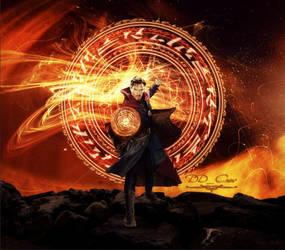 Doctor Strange by DDxxCrew
