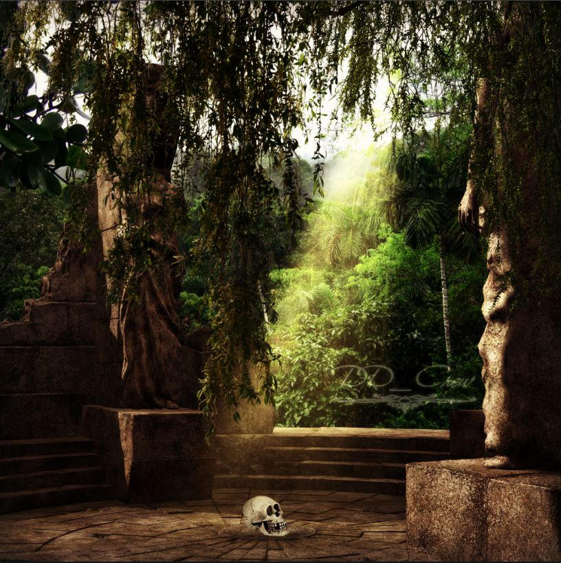 Welcome to the jungle - Photomanipulation/Stock by DDxxCrew