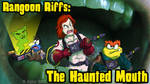 Rangoon Riffs: The Haunted Mouth w/ Obscurus Lupa! by MSipher
